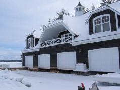 Boathouses & Construction