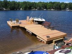 crib-docks