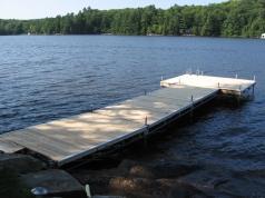 Steel & Lift Pipe Docks