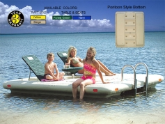 Swim Rafts, Slides & Furniture