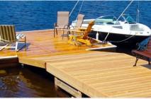 Docks in Muskoka