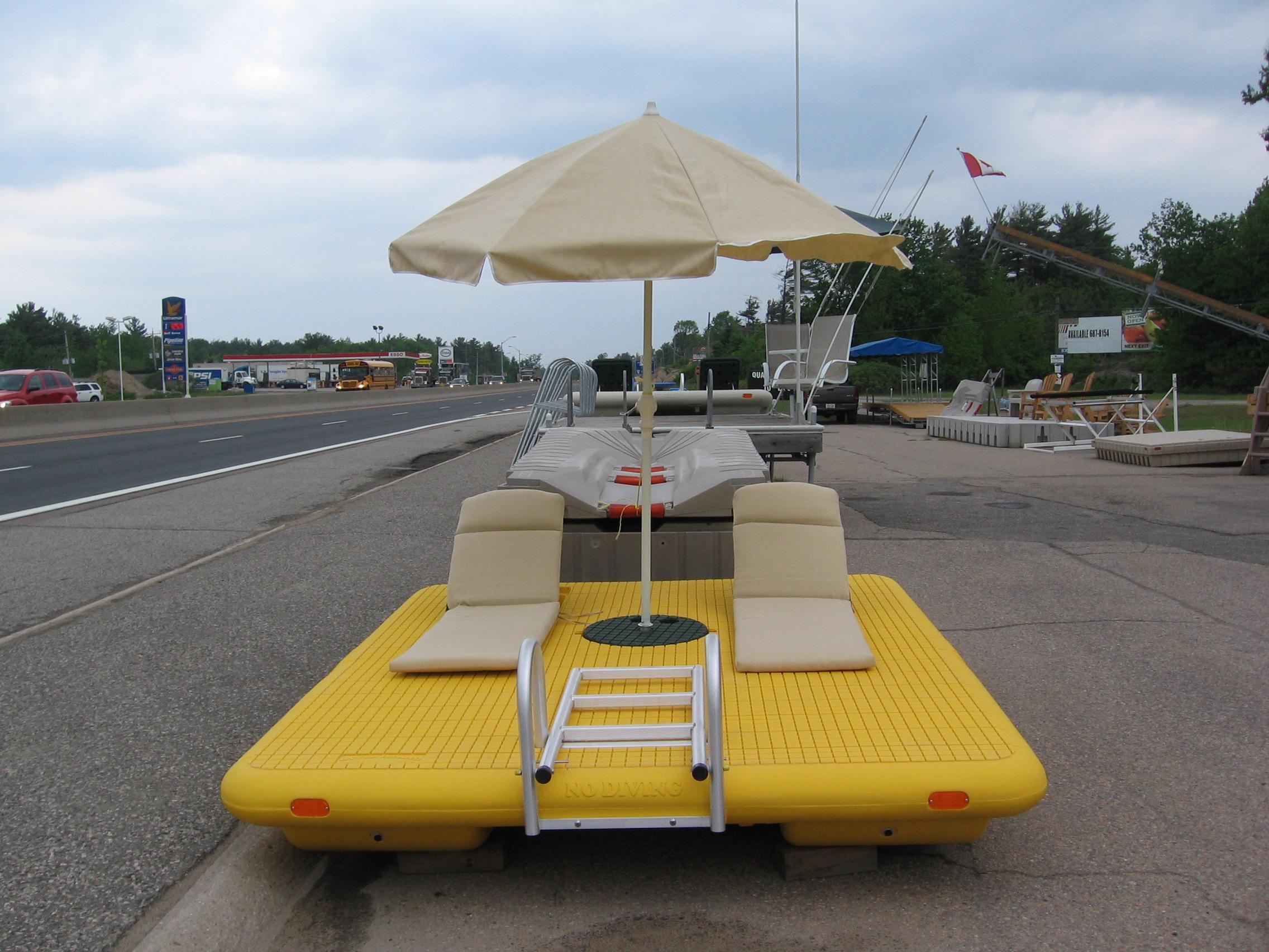 Swim Rafts Accessories And Furniture Innovative Docking
